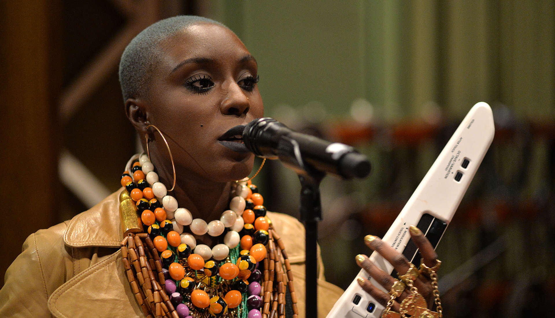 Laura Mvula talked to Michael Berkeley about early experiences with stage fright and the move from classical music student to chart-topping singer.