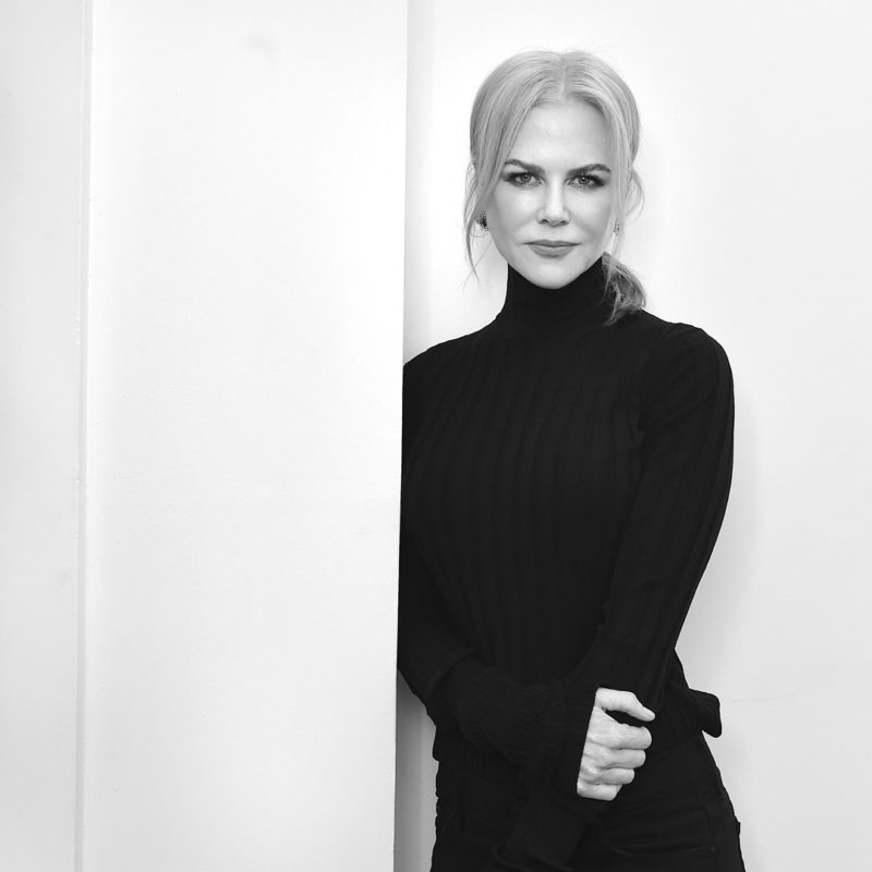 Nicole Kidman at BBC Radio 2, December 2016. Loftus Media Photographer: Sarah Jeynes. © BBC.