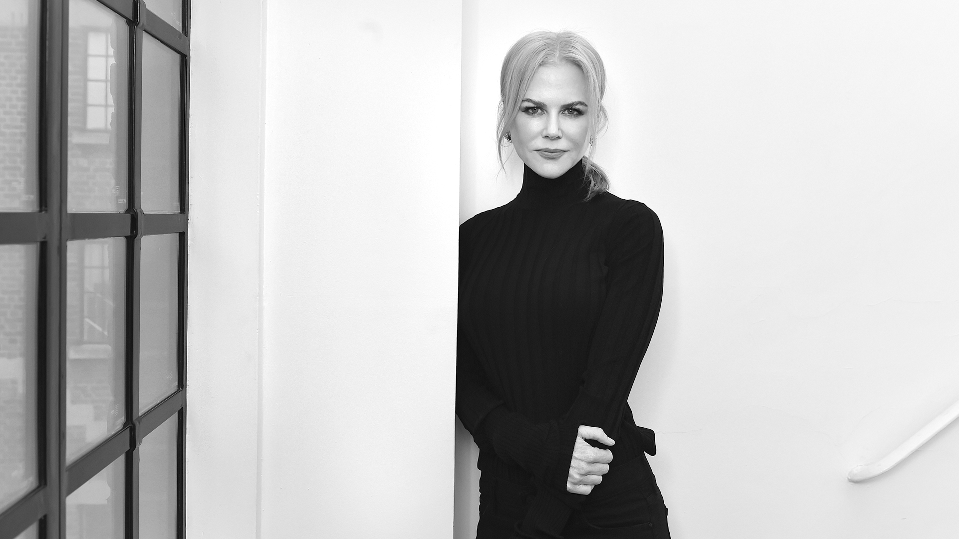 Nicole Kidman at BBC Radio 2, December 2016. Photographer: Sarah Jeynes. © BBC.