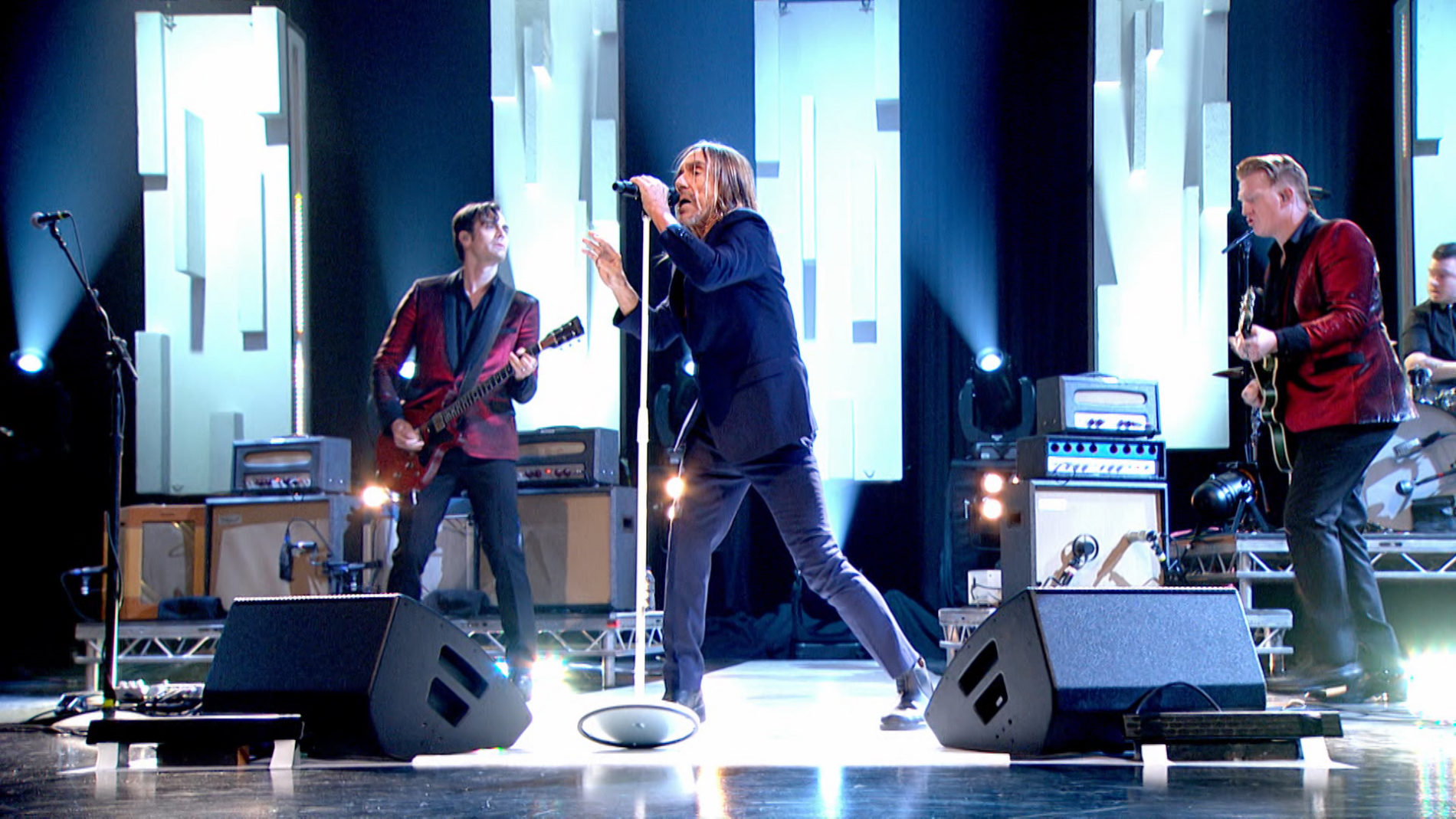 Iggy Pop, 'Later...with Jools', BBC Two, 2016. © BBC.