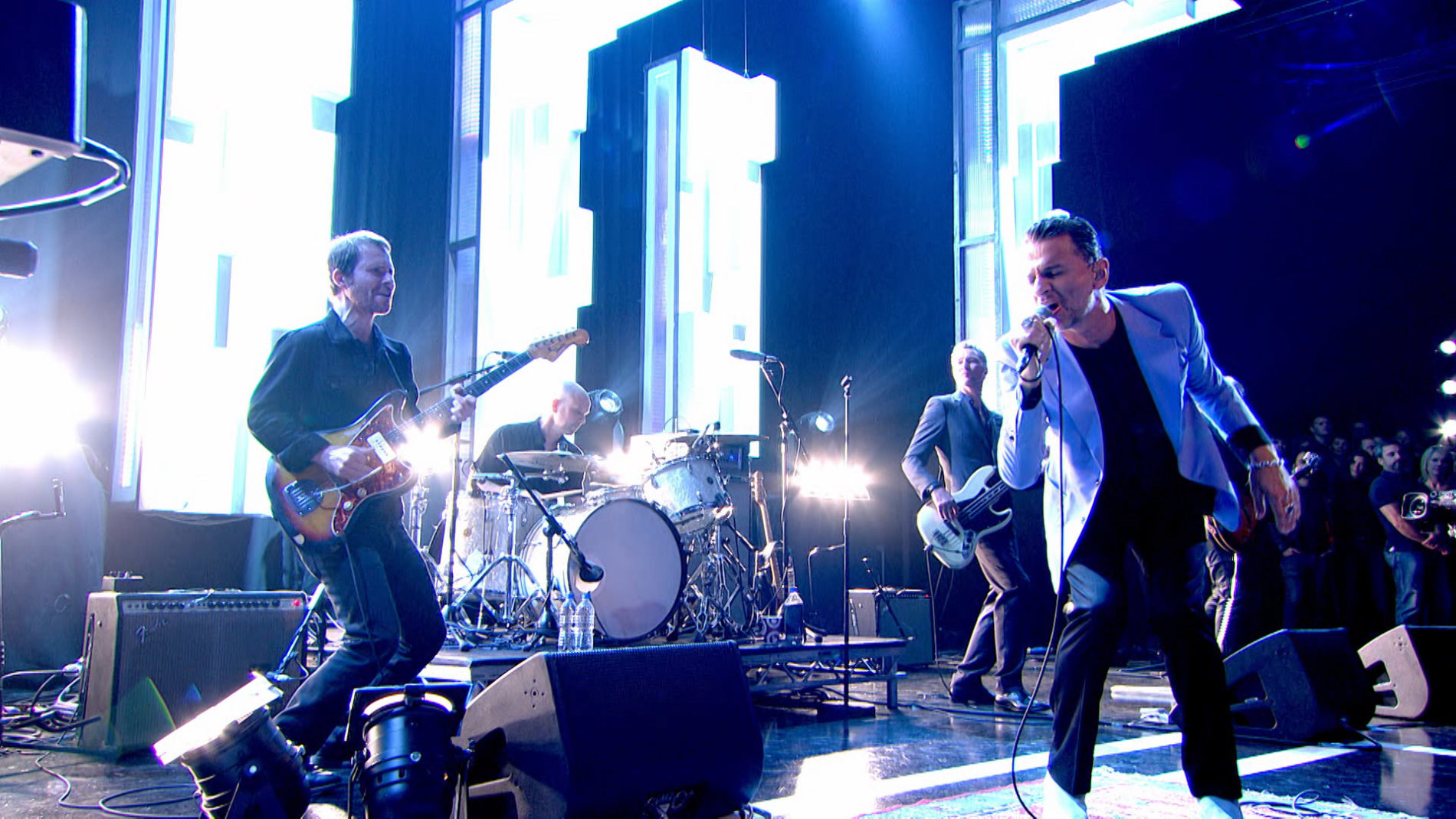 Soulsavers, 'Later...with Jools', BBC Two, 2016. © BBC