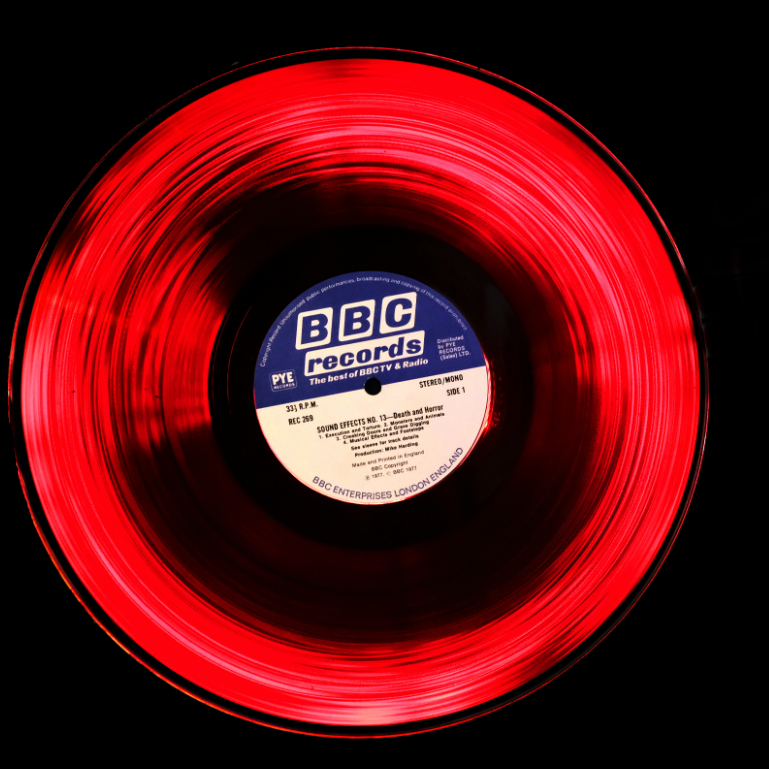 Image of a BBC Records release for Loftus Media's BBC Music Articles project