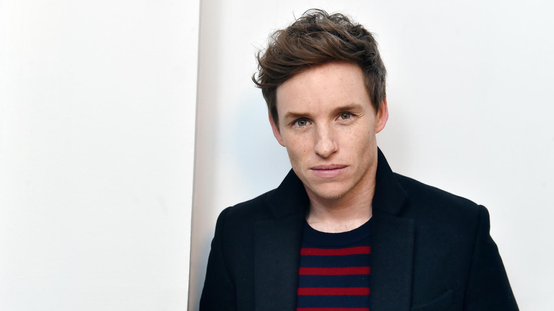 Eddie Redmayne captured in 2017 by Loftus Media photographer Sarah Jeynes © BBC