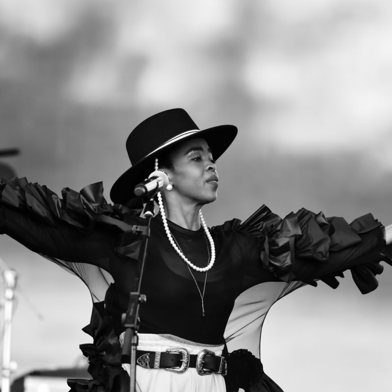 Ms. Lauryn Hill, Glastonbury 2019