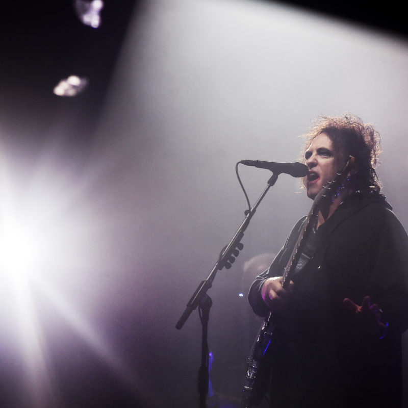 The Cure, Glastonbury 2019. Photo by Sarah Jeynes ©BBC