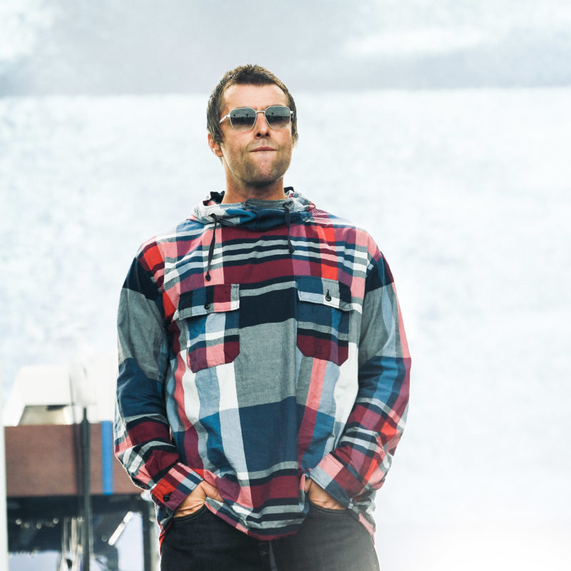 Liam Gallagher, Glastonbury 2019. Photo by Ruth Medjber ©BBC